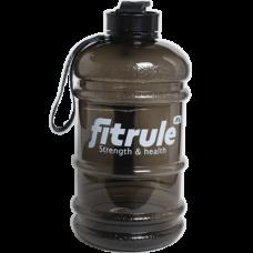 FitRule Бутыль 1,3л (щелчек), Черная