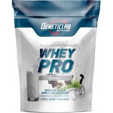 GENETICLAB Whey Pro 1 кг, Натуральный