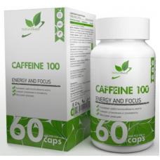 NaturalSupp CAFFEINE 100 60 капс