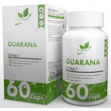 NaturalSupp GUARANA 60 капс