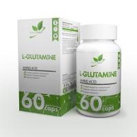 NaturalSupp L-Glutamine 60капс