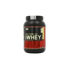 OPTIMUM NUTRITION Whey Protein Gold Standard 908 г, Клубничный крем