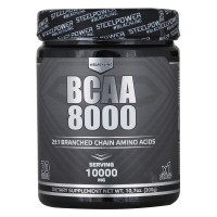 STEEL POWER BCAA 8000 300г, Личи