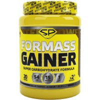 STEEL POWER FOR MASS GAINER 3кг, Шоколад-сливочная карамель