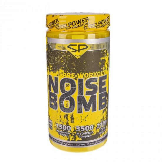 STEEL POWER NOISE BOMB 450г, Тропик микс