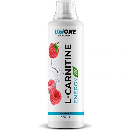 UniONE L-Carnitine Energy Fit 1000ml, Малина