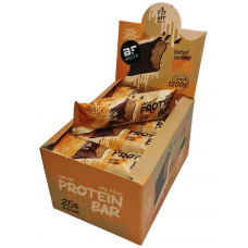 FIT KIT Protein Bar 60г, Соленая карамель