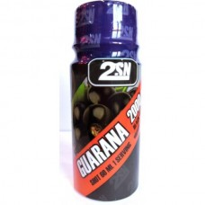 2SN Guarana 2000 60мл, Черная смородина