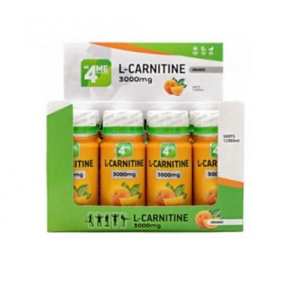 2SN L-carnitine 3000 60мл, Апельсин