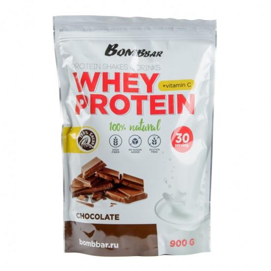 BOMBBAR Протеиновый коктейль (1 порция 30г), Шоколад