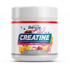 GENETICLAB CREATINE 300 гр, Апельсин