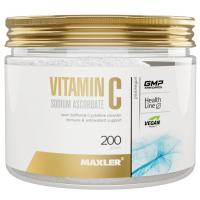 MAXLER VITAMIN C 200 гр
