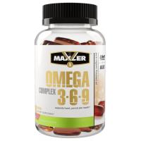 MAXLER OMEGA complex 3-6-9 90 кап