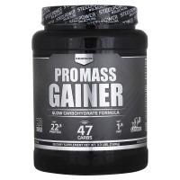STEEL POWER PRO MASS GAINER 1,5кг, Клубника