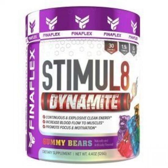 FINAFLEX Stimul8 Dynamite 30 порц , Персик-манго