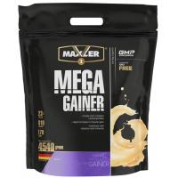 MAXLER Mega Gainer 4,54 кг, Ванильный