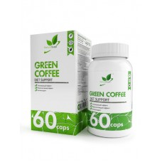 NaturalSupp GREEN COFFEE 60 капс