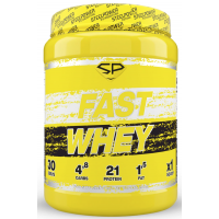 STEEL POWER Fast Whey Protein 900г, Печенье-шоколад-карамель