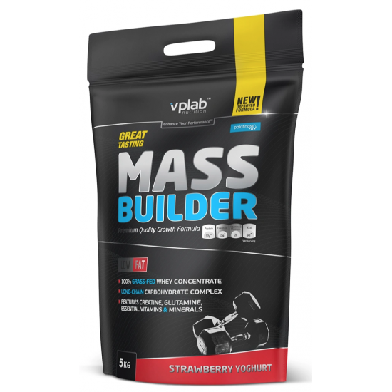 VP LAB MASS BUILDER 5 кг, Клубника