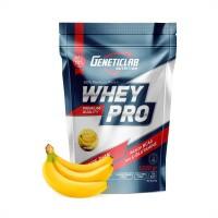 GENETICLAB Whey Pro 1 кг, Банан
