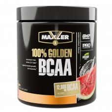MAXLER 100% Golden BCAA 420г, Арбуз