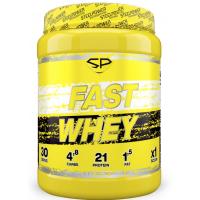 STEEL POWER Fast Whey Protein 900г, Шоколад-нуга-карамель