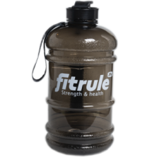 FitRule Бутыль 2,2л (щелчок), Черный