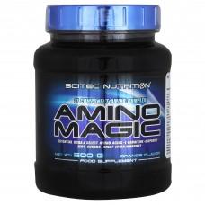SCITEC AMINO Magic 500г, Яблоко