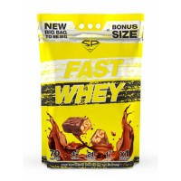 STEEL POWER Fast Whey Protein 2100г, Сникерс