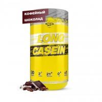 STEEL POWER Long Casein Protein 900г, Кофейный шоколад