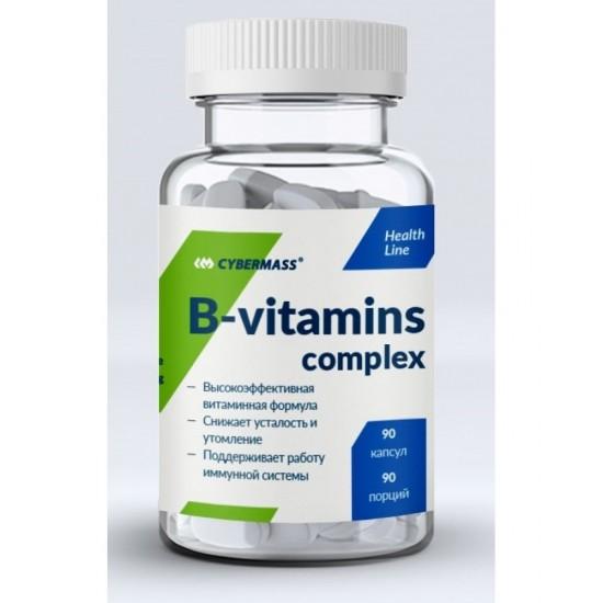CYBERMASS B-vitamins complex 90 капс