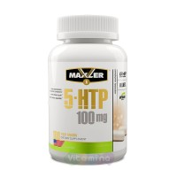 MAXLER 5-HTP 100mg 100 таб