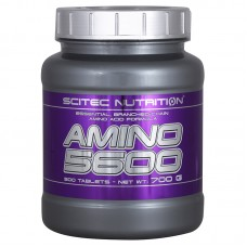 SCITEC AMINO 5600 500 таб