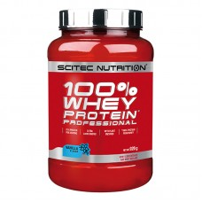 SCITEC WHEY Protein Professional 920г, Ваниль