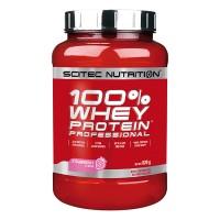 SCITEC WHEY Protein Professional 920г, Клубника