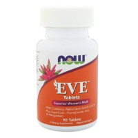NOW Eve Women's Multi Vitamin 90 таб