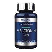 SCITEC Melatonin 0.95мг 90 таб