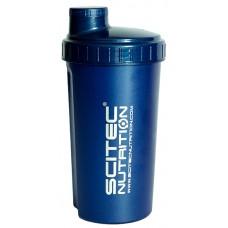 SCITEC Шейкер 700мл (синий)