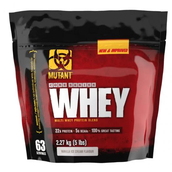 MUTANT Whey 2,27 кг, Тройной шоколад