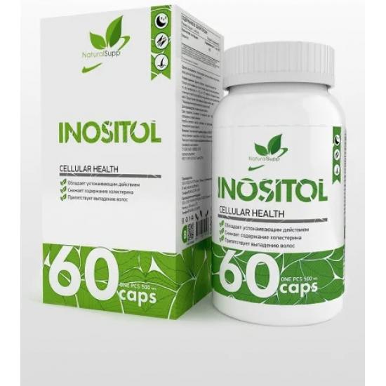 NaturalSupp INOSITOL 60 капс