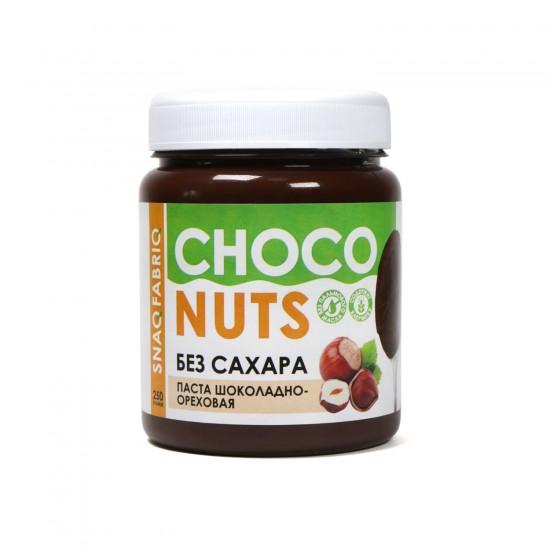 SNAQ FABRIQ Паста шоколадно-ореховая 250г