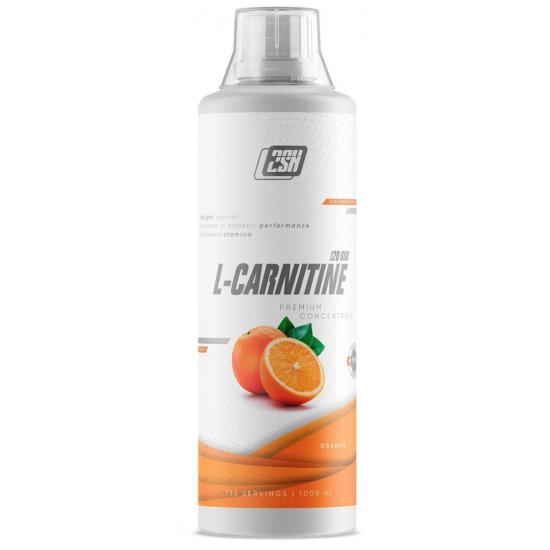 2SN L-carnitine 1000мл, Апельсин