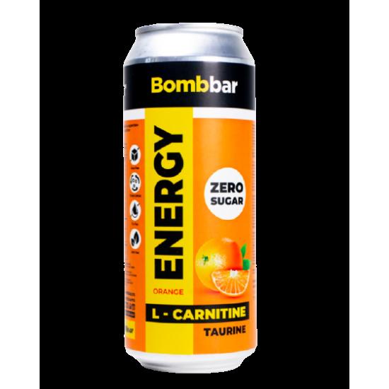 BOMBBAR Энергетик 500мл, Апельсин