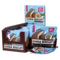 CHIKALAB Печенье неглазированное с начинкой 50 гр, Кокосовый брауни