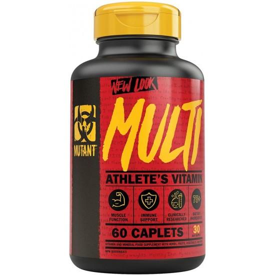 MUTANT Multi Athlete's Vitamin 60 кап