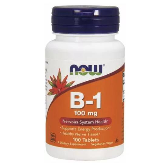 NOW B-1 100 mg 100 таб