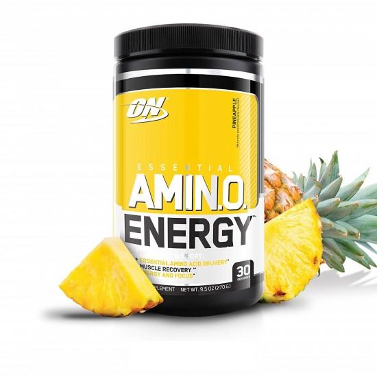 OPTIMUM NUTRITION Amino Energy+Electrolytes 30 порц, Ананасовый твист