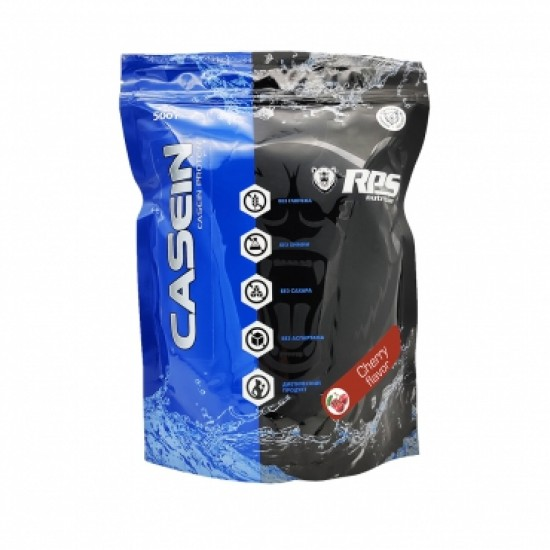 RPS Casein Protein 500 г, Вишня