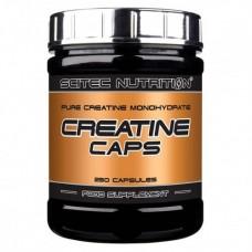 SCITEC CREATINE CAPS 250 кап
