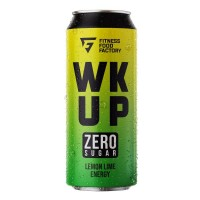 Энергетик WK UP 500мл, Лимон-лайм
